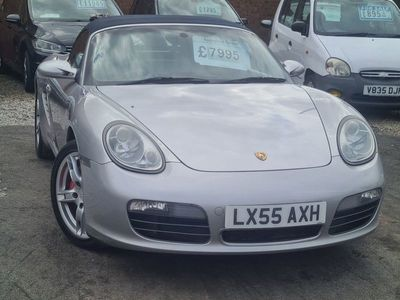 used Porsche Boxster S Boxter 3.2 2dr