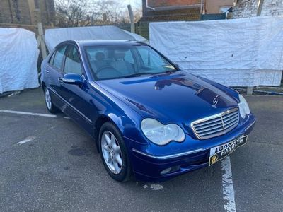 used Mercedes C240 C Class -Benz2.6 Automatic 2002 Elegance, FSH, AA Warranty