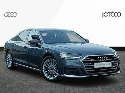 used Audi A8 50 TDI Quattro S Line 4dr Tiptronic diesel saloon