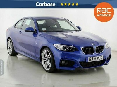 used BMW 218 2 Series d M Sport 2dr