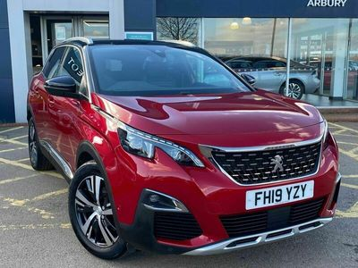 used Peugeot 3008 1.5 BlueHDi GT Line (s/s) 5dr