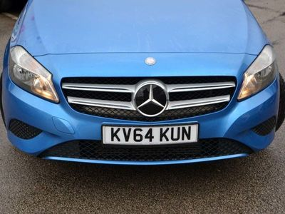 used Mercedes A200 A Class Diesel(2.1) CDI Sport 5dr Auto Hatchback 2014