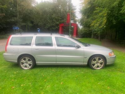 used Volvo V70 2.4D SE 5dr Geartronic