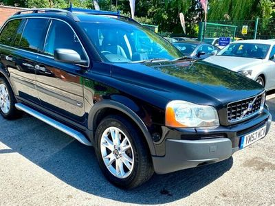 used Volvo XC90 Estate 2.4 D5 SE 5d Geartronic