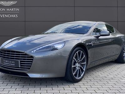 used Aston Martin Rapide S Shadow Edition Coupe