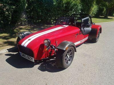 used Caterham Supersport Super Sevens 1.6 1402dr