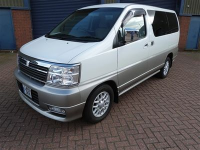 used Nissan Elgrand Memorial Selection