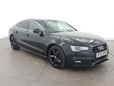 used Audi A5 2.0 TDI 177 Quattro S Line 5dr [5 Seat]