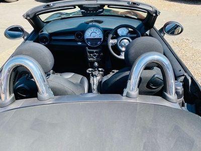 used Mini Cooper Roadster Convertible 1.6 2d