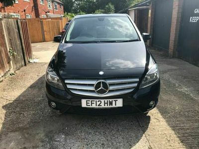 used Mercedes B200 B Class 1.8CDI BlueEFFICIENCY SE 7G-DCT (s/s) 5dr
