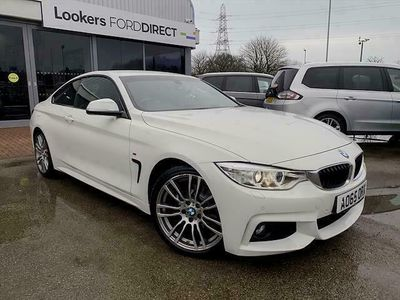 used BMW 420 4 SERIES DIESEL COUPE d [190] M Sport 2dr Auto [Professional Media]