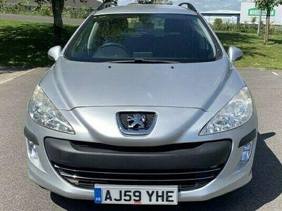 used Peugeot 308 1.6 SW SR HDI 5d 89 BHP Estate 2010