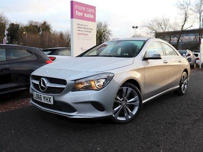 used Mercedes CLA220 CL Class CLA DIESEL COUPE[177] Sport 4dr Tip Auto Coupe 2017