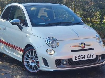 used Abarth 595 1.4 T-Jet 50th Anniversary Edition 3dr Auto