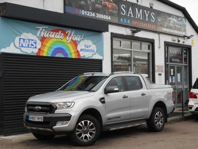 used Ford Ranger 3.2 TDCi Wildtrak Double Cab Pickup 4WD (s/s) 4dr