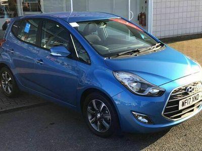 used Hyundai ix20 1.4 Blue Drive SE 5dr