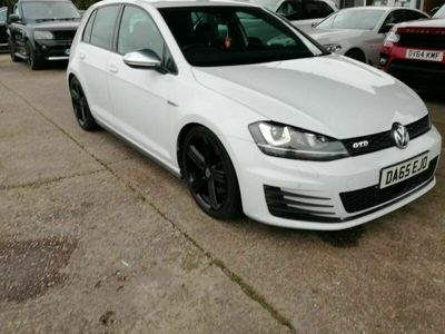 used VW Golf 2.0 GTD 5d 181 BHP