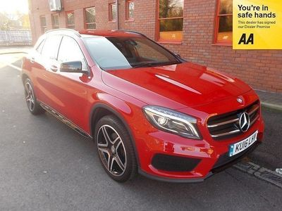 used Mercedes GLA220 G Class4Matic AMG Line 5dr Auto [Premium] 2.2