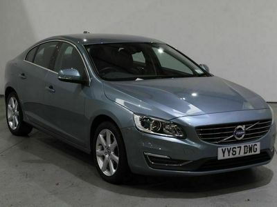 used Volvo S60 T4 [190] SE Lux Nav 4dr Geartronic Automatic