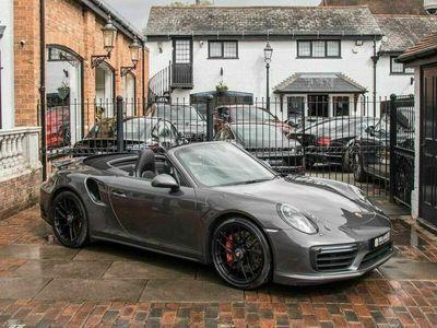 used Porsche 911 3.8 Turbo Convertible
