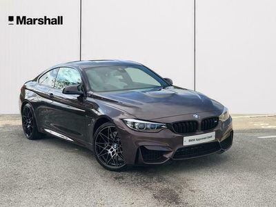 used BMW M4 2dr DCT [Competition Pack] Coupe 2019