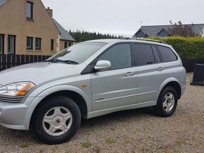 used Ssangyong Kyron 2.0 TD S 5dr