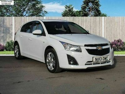 used Chevrolet Cruze 1.8 LTZ 5d 139 BHP CLICK AND COLLECT NOW AVAILABLE