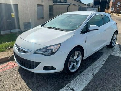 used Vauxhall Astra GTC Coupe 1.4T 16V (140bhp) SRi (07/14-) 3d