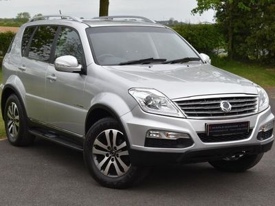 used Ssangyong Rexton W 2.0 EX 5dr Tip Auto