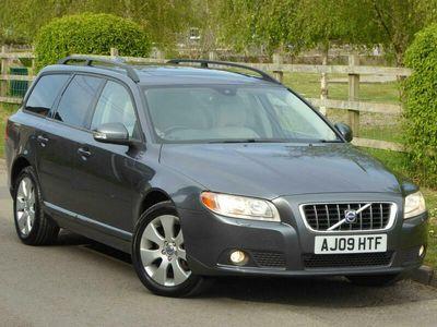 used Volvo V70 Estate 2.4D SE 5d Geartronic