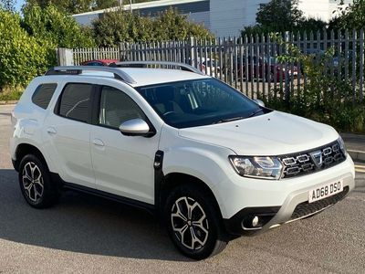 used Dacia Duster 1.6 SCe Prestige 4WD Selectable (s/s) 5dr
