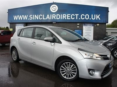 used Toyota Verso 1.6 D-4D ICON (7 SEATER)