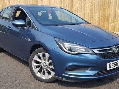 used Vauxhall Astra 1.6 CDTi 16V Design 5dr