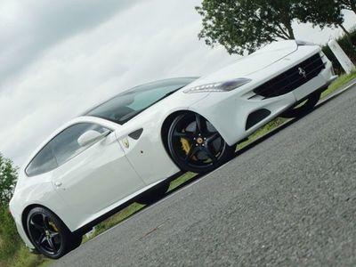 used Ferrari FF Coupe 2d