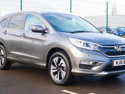 used Honda CR-V 2.0 i-VTEC EX 5dr Leather Seats