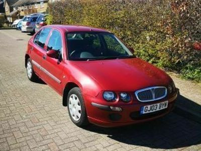 used Rover 25 1.4 16v iL 5dr