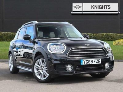 used Mini Cooper D Countryman Exclusive 2.0 5dr