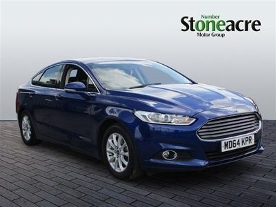 used Ford Mondeo 1.6 TDCi ECOnetic Zetec 5dr