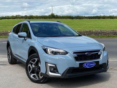 used Subaru XV 2.0i e-Boxer SE Premium 5dr Lineartronic