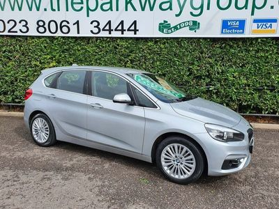 used BMW 216 Active Tourer 2 Series 1.5 d Luxury (s/s) 5dr MPV 2017