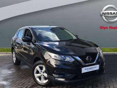 used Nissan Qashqai 2019 Redmoor Hatchback Acenta Premium