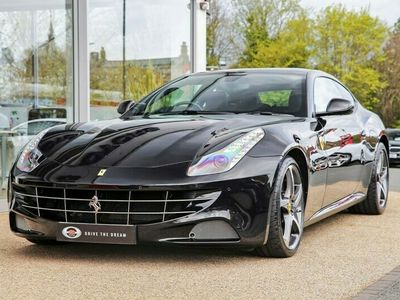 used Ferrari FF 6.3 Auto Seq 3dr 2 OWNER PAN ROOF CARBON REVCAM Coupe 2013
