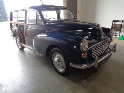 used Morris Minor TRAVELLER