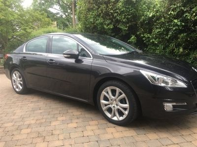 used Peugeot 508 1.6HDi Active Navigation