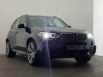 used BMW X5 xDrive50i M Sport 5dr Auto [7 Seat]