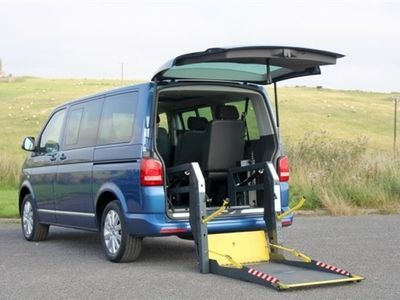 used VW Caravelle 2.0 EXECUTIVE TDI 5DR AUTOMATIC