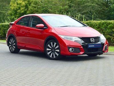 used Honda Civic 1.8 i-VTEC SE Plus 5dr [Nav]