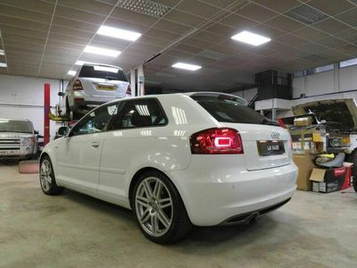 used Audi A3 1.2 TFSI S line 3dr