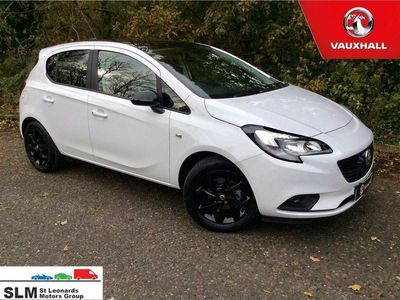 used Vauxhall Corsa 1.4 [75] Griffin 5Dr