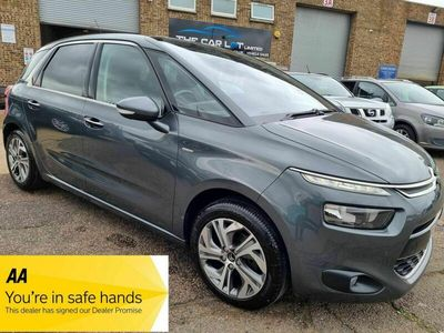 used Citroën C4 Picasso 1.6 e-HDi Airdream Exclusive ETG6 5dr